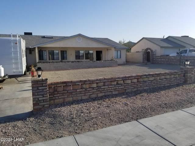 745 W Mountain View Ln, Quartzsite, AZ 85346 (MLS #1015894) :: The Lander Team