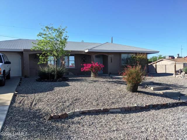 3244 Silversmith Dr, Lake Havasu City, AZ 86406 (MLS #1015897) :: The Lander Team