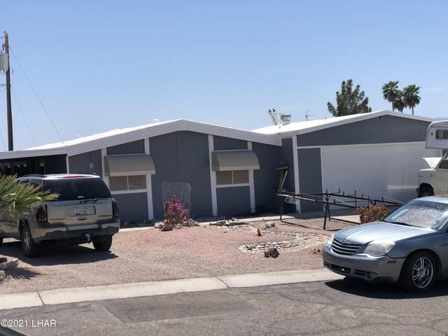 3017 Lera Ln, Lake Havasu City, AZ 86404 (MLS #1015901) :: The Lander Team