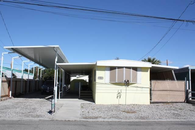 334 N Stardust Ln, Parker, AZ 85344 (MLS #1015903) :: The Lander Team
