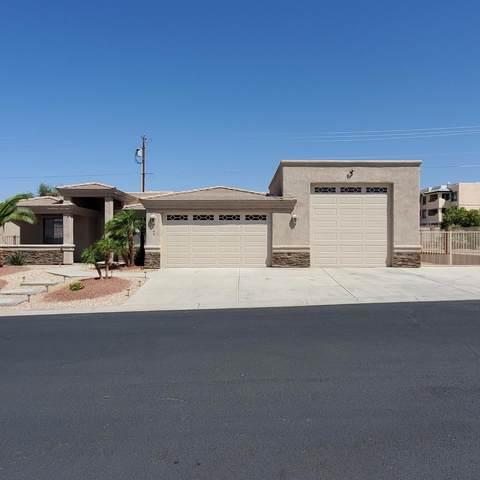 3192 Oro Grande Blvd #109, Lake Havasu City, AZ 86406 (MLS #1015930) :: Realty ONE Group