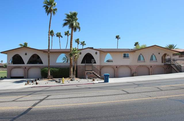 654 Acoma Blvd S #1, Lake Havasu City, AZ 86403 (MLS #1015934) :: Lake Havasu City Properties