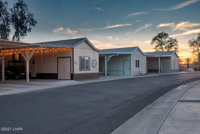751 Beachcomber Blvd #426, Lake Havasu City, AZ 86403 (MLS #1015940) :: Realty One Group, Mountain Desert