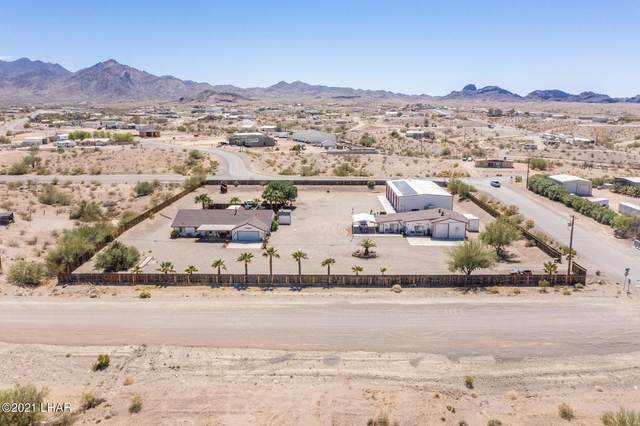4111 E Wagon Wheel Dr, Lake Havasu City, AZ 86404 (MLS #1015942) :: Lake Havasu City Properties