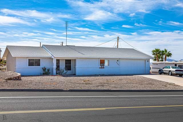 3086 Palo Verde Blvd S, Lake Havasu City, AZ 86404 (MLS #1015981) :: Realty One Group, Mountain Desert