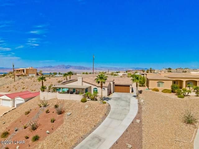 3621 Kicking Horse Dr, Lake Havasu City, AZ 86404 (MLS #1015989) :: Realty One Group, Mountain Desert