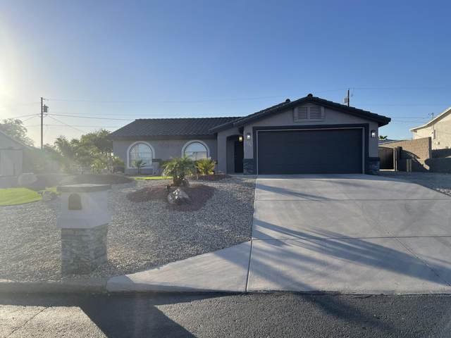3341 Winston Dr, Lake Havasu City, AZ 86406 (MLS #1016001) :: Realty One Group, Mountain Desert