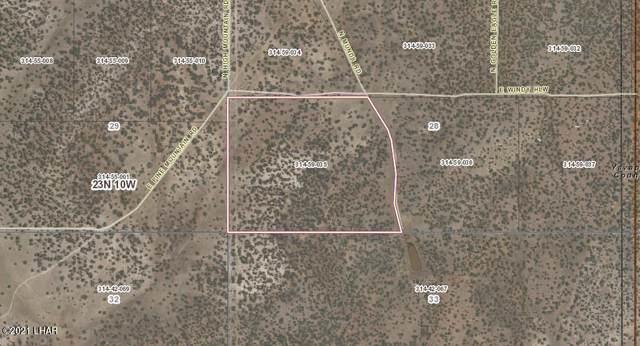 Lot 97 N Munds Rd, Peach Springs, AZ 86434 (MLS #1016004) :: Realty One Group, Mountain Desert