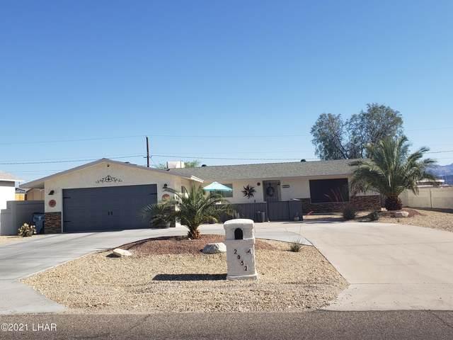 2052 Rainbow Ave N, Lake Havasu City, AZ 86403 (MLS #1016006) :: Realty One Group, Mountain Desert