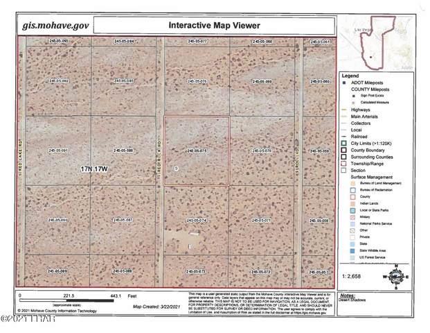 0 Red Rock Rd, Yucca, AZ 86438 (MLS #1016011) :: Coldwell Banker