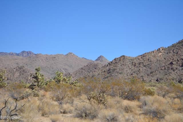 11591 S Sherry Rd, Yucca, AZ 86438 (MLS #1016030) :: Coldwell Banker