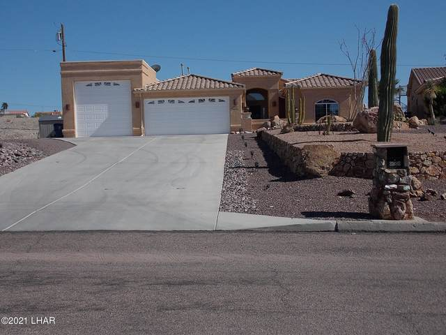 1231 Kibbey Dr, Lake Havasu City, AZ 86404 (MLS #1016033) :: Lake Havasu City Properties
