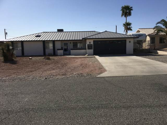 2821 Inca Dr, Lake Havasu City, AZ 86406 (MLS #1016035) :: Lake Havasu City Properties