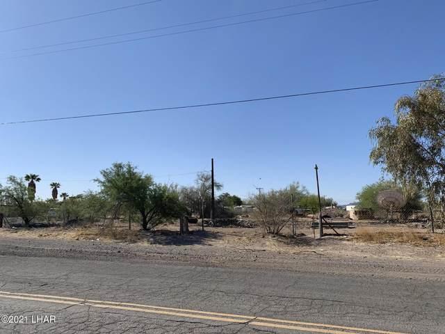 27800 Norris Ave, Bouse, AZ 85325 (MLS #1016038) :: The Lander Team