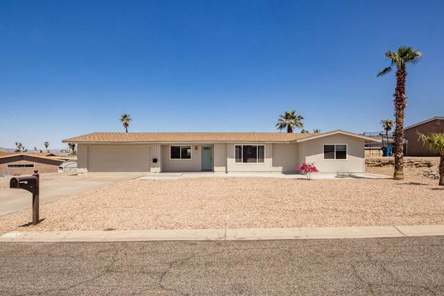 1921 Poplar Dr, Lake Havasu City, AZ 86403 (MLS #1016040) :: Coldwell Banker