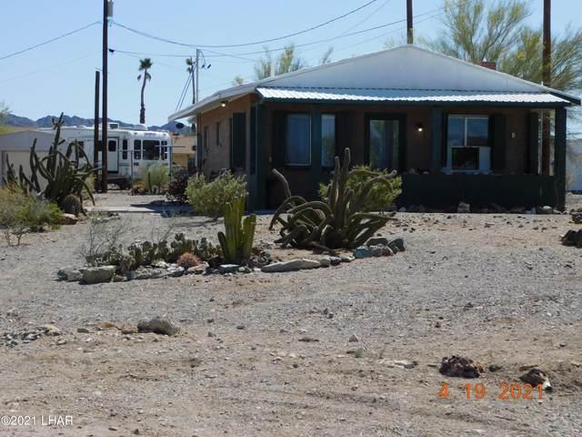 963 W Pyramid St, Quartzsite, AZ 85346 (MLS #1016041) :: Local Realty Experts