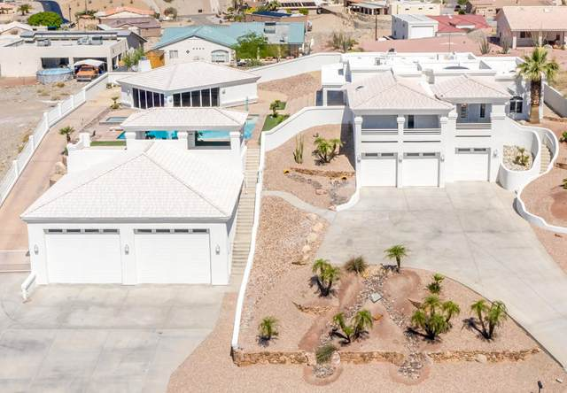 3517 Kiowa Blvd S, Lake Havasu City, AZ 86404 (MLS #1016050) :: Lake Havasu City Properties