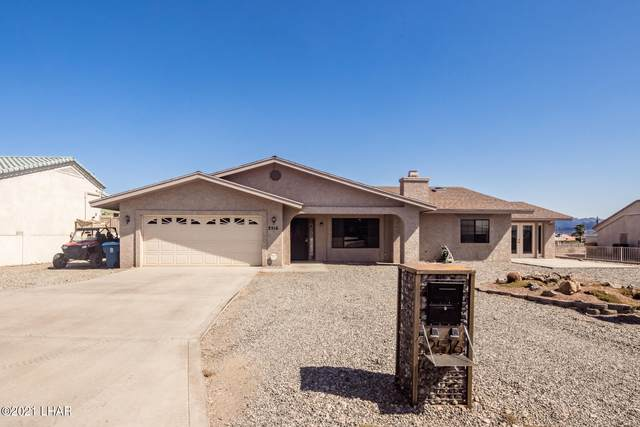 2516 Avocado Ln, Lake Havasu City, AZ 86406 (MLS #1016057) :: Realty ONE Group