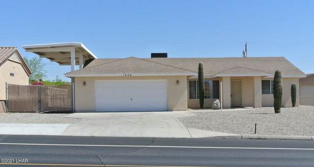 1656 Mcculloch Blvd S, Lake Havasu City, AZ 86406 (MLS #1016061) :: Lake Havasu City Properties