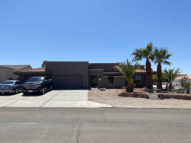 1800 Burgundy Dr, Lake Havasu City, AZ 86404 (MLS #1016065) :: Lake Havasu City Properties