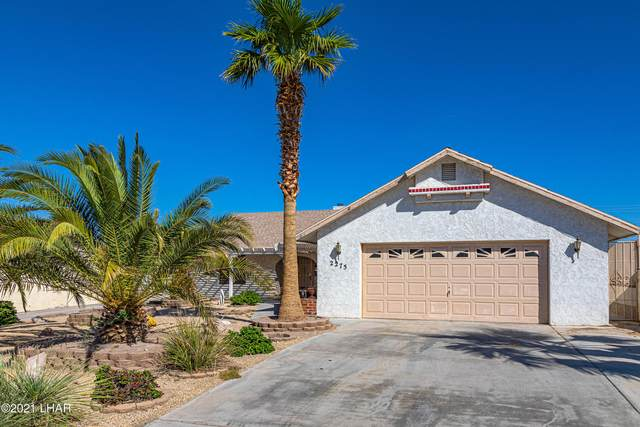 2275 Constellation Dr, Lake Havasu City, AZ 86403 (MLS #1016077) :: Lake Havasu City Properties