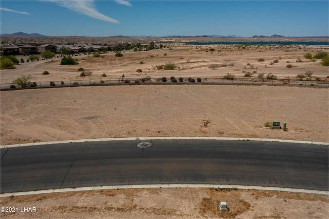 856 Isola Bella, Lake Havasu City, AZ 86403 (MLS #1016088) :: The Lander Team