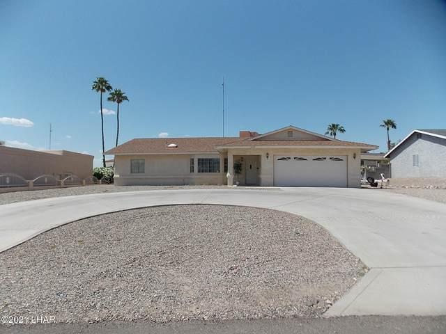 1809 Duel Dr, Lake Havasu City, AZ 86403 (MLS #1016091) :: Lake Havasu City Properties