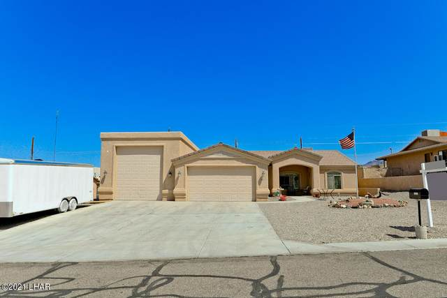 3641 Desert Garden Dr, Lake Havasu City, AZ 86404 (MLS #1016097) :: Realty ONE Group