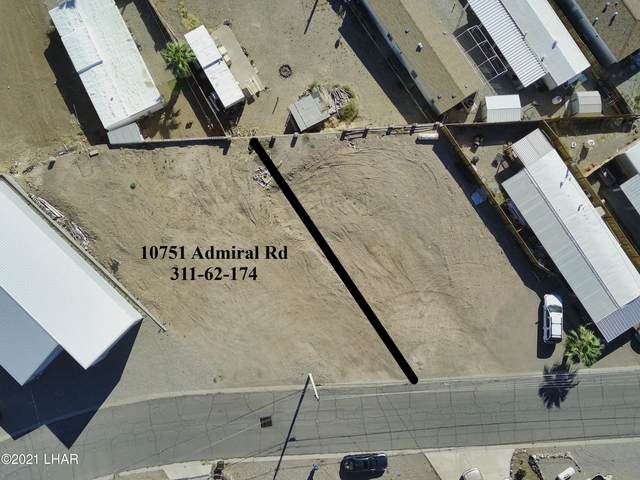 10751 Admiral Rd, Parker, AZ 85344 (MLS #1016111) :: Coldwell Banker