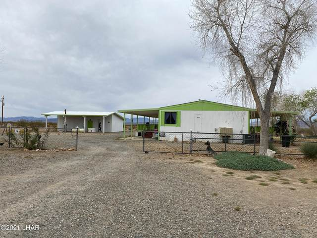 52688 Highway 72, Salome, AZ 85348 (MLS #1016133) :: Realty One Group, Mountain Desert