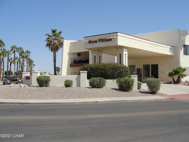 350 Lake Havasu Ave N #212, Lake Havasu City, AZ 86403 (MLS #1016146) :: Realty ONE Group