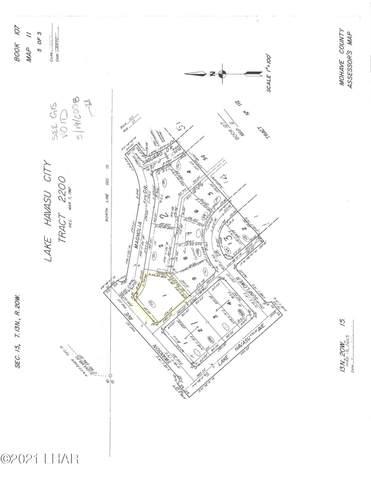 1640 Magnolia Dr, Lake Havasu City, AZ 86403 (MLS #1016185) :: Lake Havasu City Properties