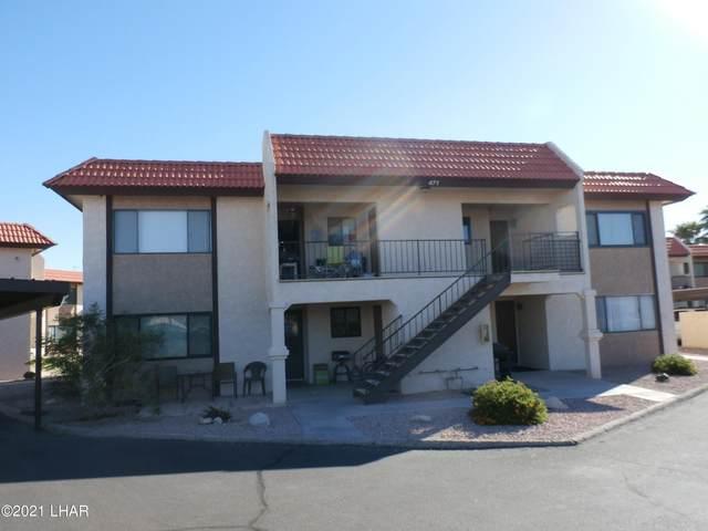 471 N Lake Havasu Ave C, Lake Havasu City, AZ 86403 (MLS #1016192) :: Realty ONE Group
