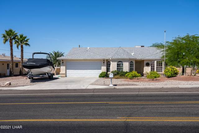 849 Mcculloch Blvd S, Lake Havasu City, AZ 86406 (MLS #1016208) :: Realty ONE Group