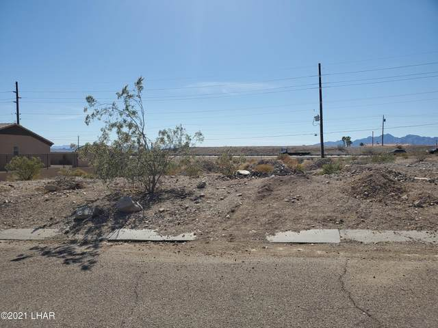 1395 Tanqueray Dr, Lake Havasu City, AZ 86404 (MLS #1016213) :: The Lander Team