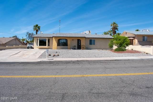3171 Caravelle Dr, Lake Havasu City, AZ 86406 (MLS #1016224) :: Realty ONE Group