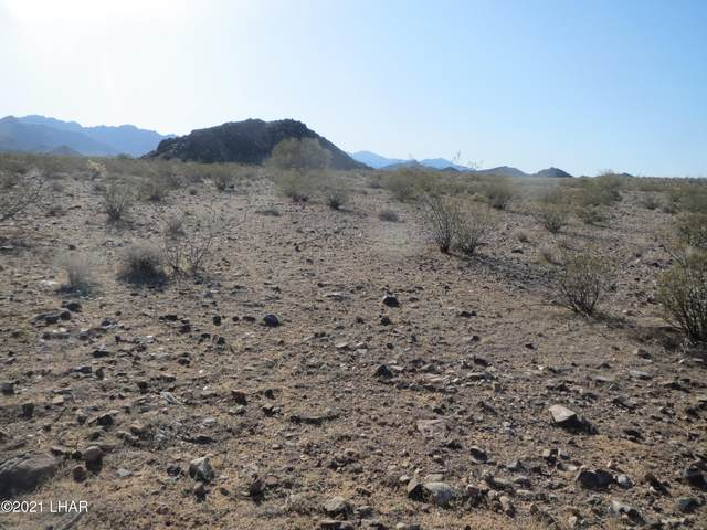 Lot 15 &16 Golden Valley Ranchos Unit 3, Yucca, AZ 86438 (MLS #1016230) :: Coldwell Banker
