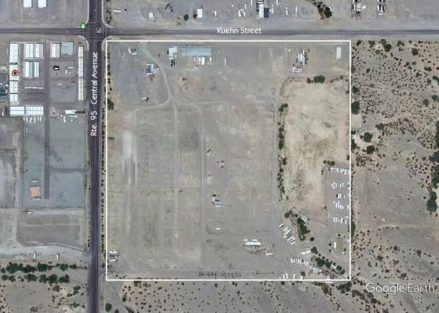 50 E Kuehn St, Quartzsite, AZ 85346 (MLS #1016239) :: The Lander Team