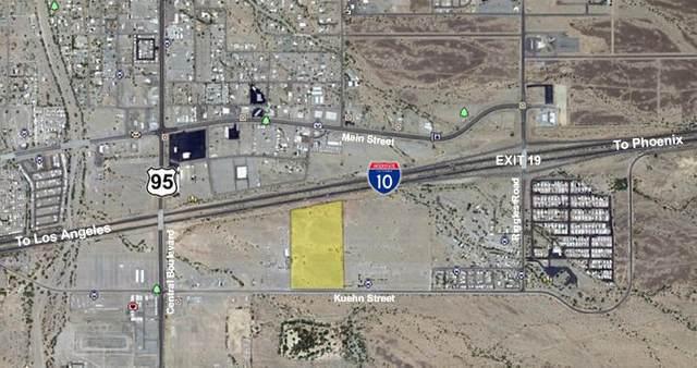 404 E Kuehn St, Quartzsite, AZ 85346 (MLS #1016241) :: Coldwell Banker
