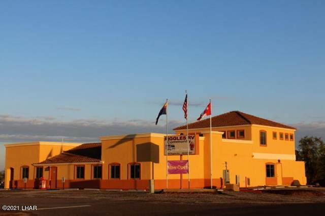 240 N Riggles Ave, Quartzsite, AZ 85346 (MLS #1016243) :: Coldwell Banker
