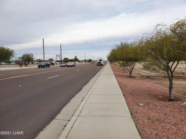889 N Central Blvd, Quartzsite, AZ 85346 (MLS #1016265) :: Coldwell Banker