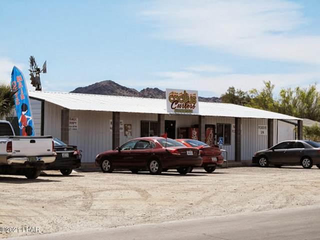735 W Cowell St, Quartzsite, AZ 85346 (MLS #1016267) :: Coldwell Banker