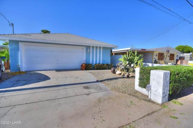 460 E Riverfront Dr, Parker, AZ 85344 (MLS #1016287) :: The Lander Team