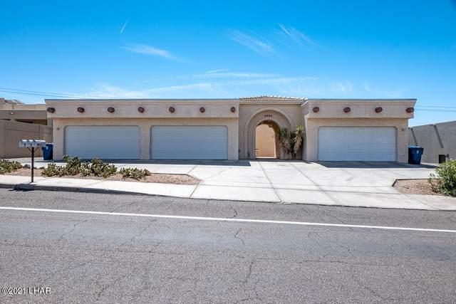 2880 Havasupai Blvd, Lake Havasu City, AZ 86404 (MLS #1016292) :: Lake Havasu City Properties