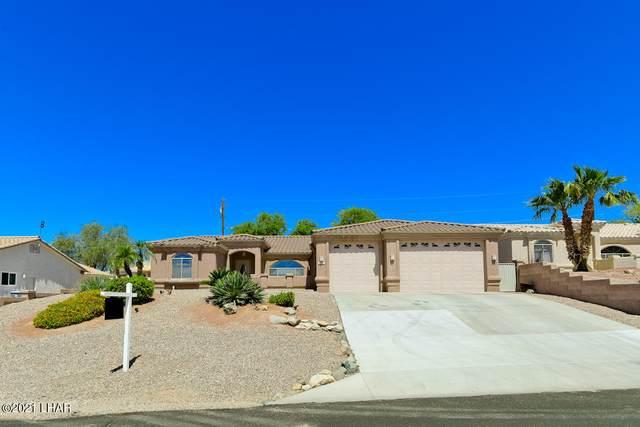 3215 Fan Palm Dr, Lake Havasu City, AZ 86404 (MLS #1016295) :: Lake Havasu City Properties
