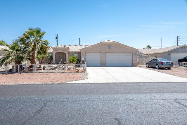 1360 Beefeater Dr, Lake Havasu City, AZ 86404 (MLS #1016297) :: Lake Havasu City Properties