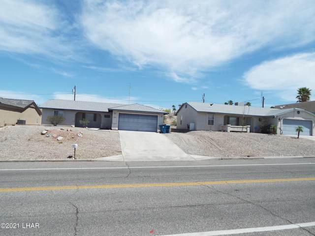 2181 Rainbow Ave N, Lake Havasu City, AZ 86403 (MLS #1016301) :: Realty ONE Group