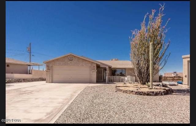 2548 Sunken Tree Ln, Lake Havasu City, AZ 86403 (MLS #1016302) :: Coldwell Banker