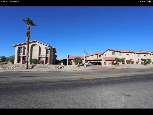 2085 Mesquite Ave #27, Lake Havasu City, AZ 86403 (MLS #1016314) :: Realty ONE Group