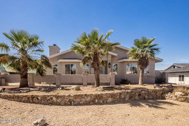 1822 Palo Verde Blvd N, Lake Havasu City, AZ 86404 (MLS #1016315) :: Realty ONE Group